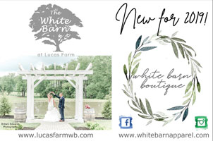 White Barn Ad