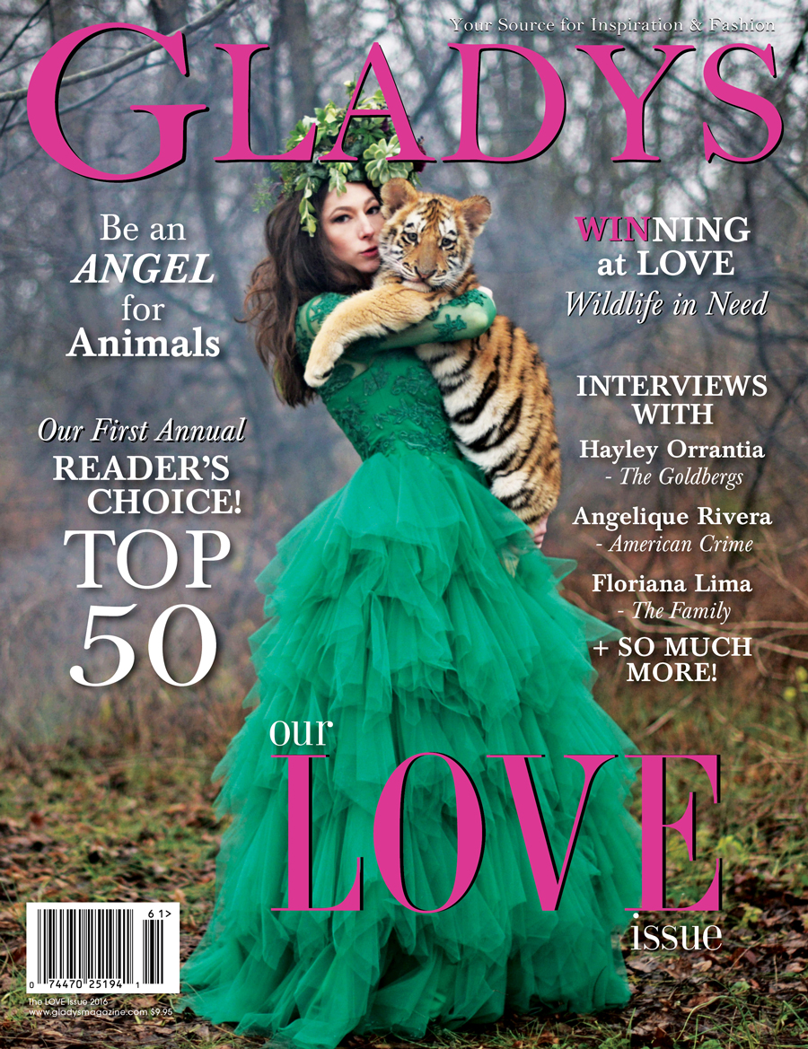 Gladys FRONT Cover LOVE16