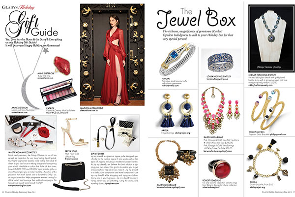 Holifday Gift List Jewel Box slide
